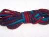 Multi-Color Hemp Rope : Aja Rope
