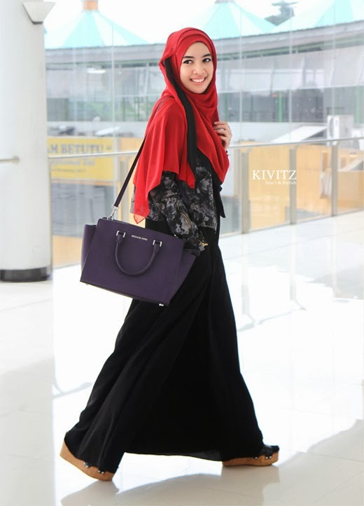 Fitri Aulia, Indonesian fashion designer.