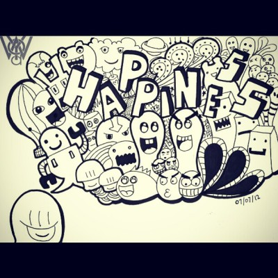 Make doodle can gift you happiness, right? Hahahah XD #doodle #olddoodle #DoodleArt #drawing #repost #sketching #draw #sketch #pen #illustration #webstagram #likeforlike