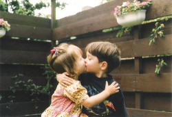 love couple cute hipster vintage indie kiss lovely lips children kids