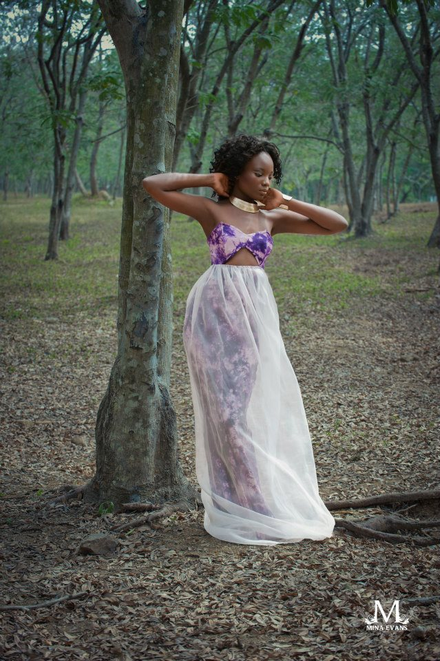 cutfromadiffcloth:  Designer: Mina Evans Designer Contact: mina.evans.a@gmail.com Twisted Romance S/S 2013 Collection Photography : C. Asare Photography Styling : House of Cramer Makeup : Maames Asiedu Model : Teni Assistants : Lauretta and Ernest cutfromadiffcloth.tumblr.com