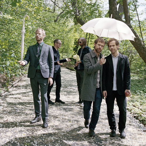 The National's new album Trouble Will Find Me has met all of my expectations. They've stayed true to themselves and have delivered another outstanding album. I can't wait to see them in June!