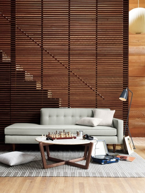 theantidote:  Modern Living Room Design Ideas from DWR (via justthedesign:)