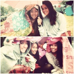 Moonlight Cinema | Les Misérable in the #rain with my #gems @emmasmith87 @soklengeang @tuanko & Soparny ❤ (at Moonlight Cinema)