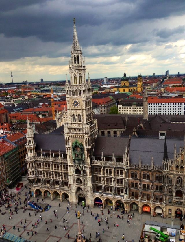 end-chillig:  Munich - Bavaria, Germany