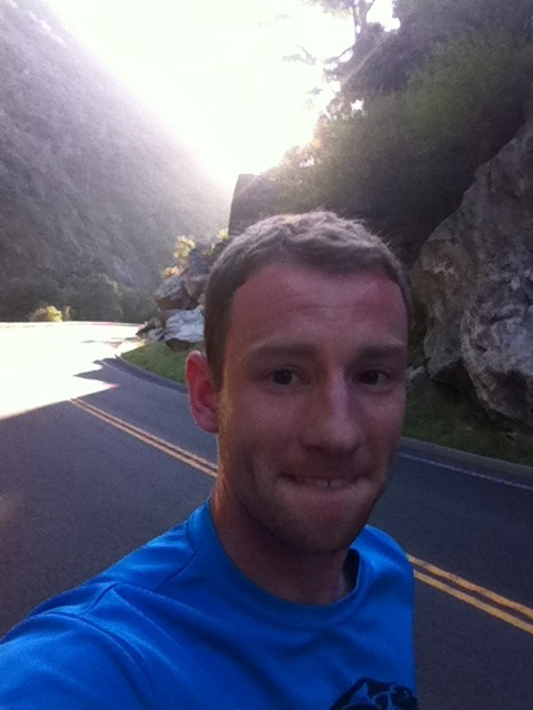 A few pictures from the run up into Yosemite National Park. More than one thousand feet of vertical gain in less than three miles. Boom.