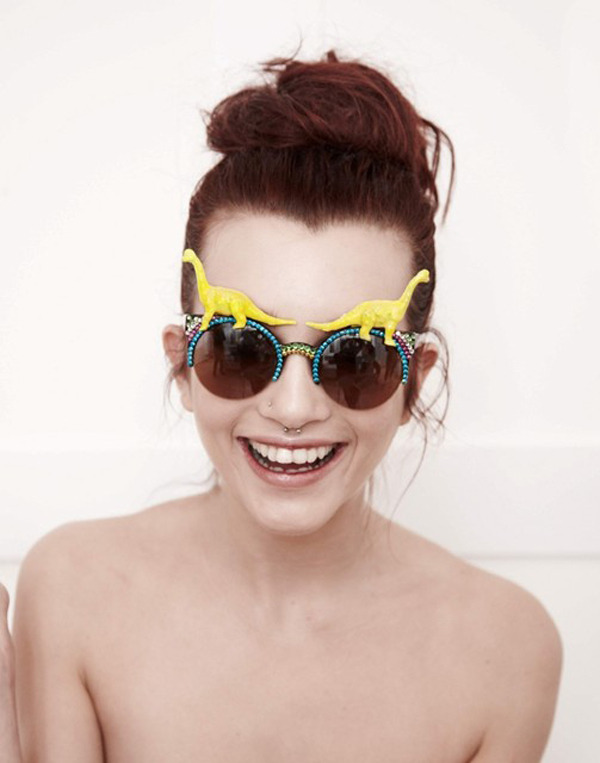 what-do-i-wear:  Fun shades for s/s at nastygal