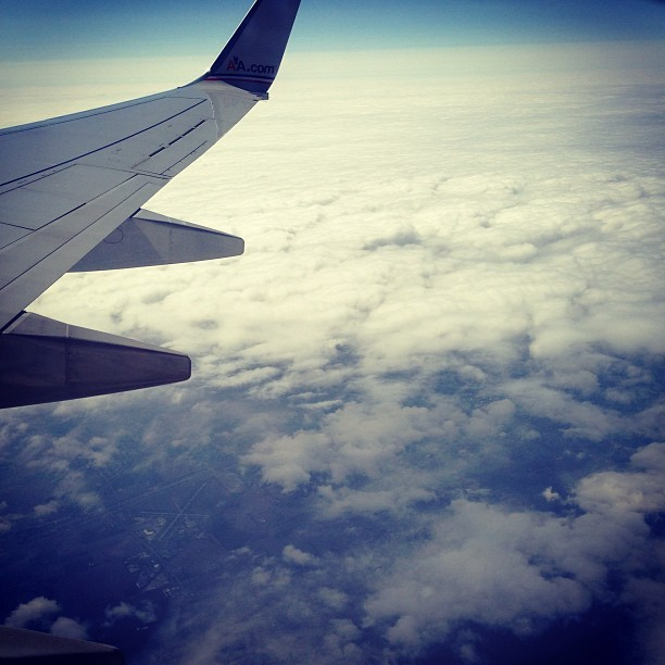 Hanging out in the #sky earlier.