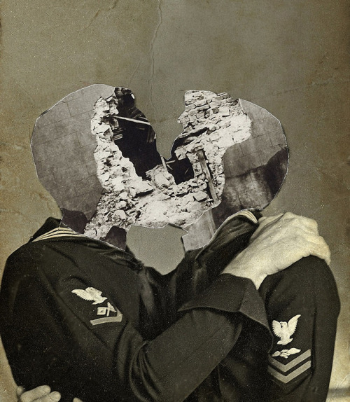 darksilenceinsuburbia:  Franz Falckenhaus. Kiss.  Flickr