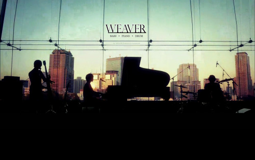 Wallpaper WEAVER size 1280x800 :)