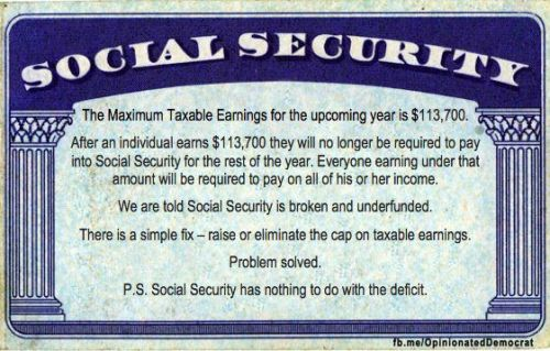 heistdoc:  A Few Things About Social Security You Should Know