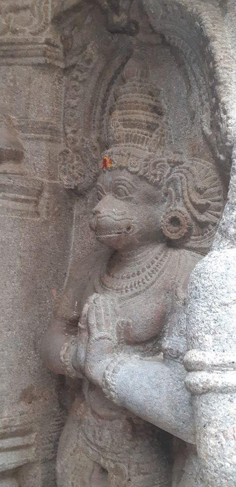 Hanuman, Tamil Nadu