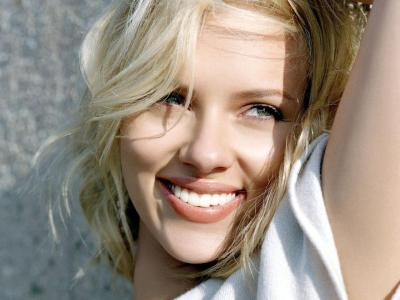 whatsonmyminddon:  Scarlet Johanssons smile is addictive. To those that think that a woman need to be a stick figure to be beautiful,you need to change the way you think. Scarlet is curvy and of average height and projects a positive healthy image that is attainable to any woman. The whole idea that a woman has to be rail thin is an image born of the women's dominated fashion industry. In that regards our female sisters failed their own by imposing a unrealistic image and body type and pushing it constantly.