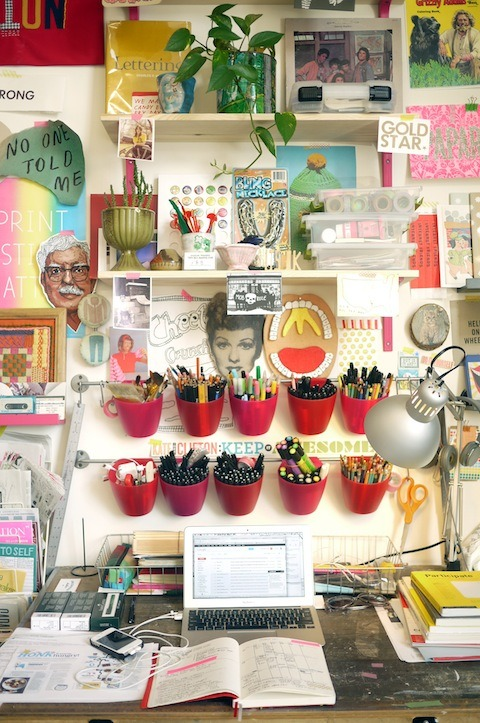beautiology:  I NEED THIS! My future desk-room-corner!!