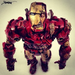 The Undead Iron Man by Santlov