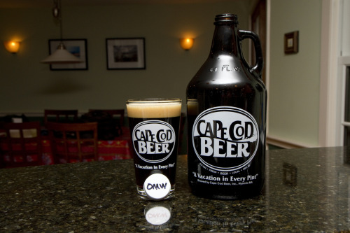 """Old Man Winder (OMW) by Cape Cod Beer (by brucetopher [catching up on old photos])"