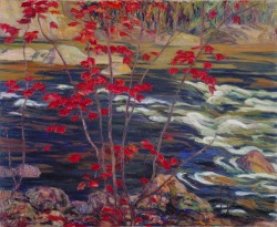 Alexander Jackson  The Red Maple