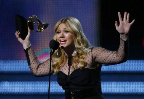 KELLY CLARKSON REFUSES TO BE BULLIED BY CLIVE DAVISby Meghan O'Keefe http://bit.ly/YhWwbG