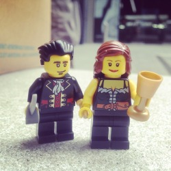 Happy Lego Couple :)