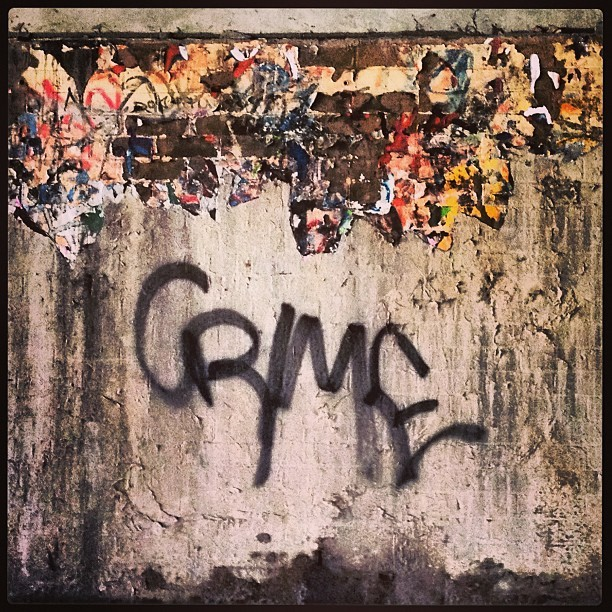 Simple as that #graffiti #street #crime