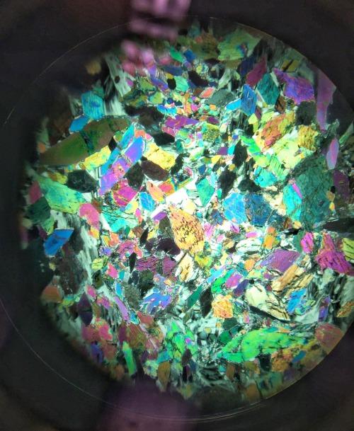 petrology microscope guess the rock geology geoscience photography iphone uni bremen 365 photo challenge 365
