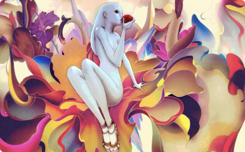 artforadults:  by mister james jean