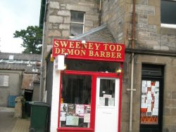Saw this when I went to Scotland a few years ago. I forget the name of the town. submitted by: barrelofmonkeys, thanks!
