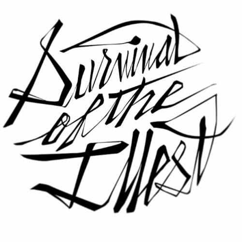 Be on the lookout #survivaloftheillest #teisbedesign #handstyles #mystyle #breaklife