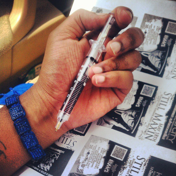 #Dope #pen #StillMaxin