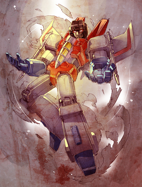 tons-of-tf-fanart:  starscream by ~zibanitu6969