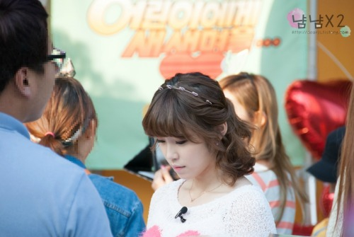 [FANTAKEN] New Life for ChildrenHyosung2013.04.24Source: dearjs DO NOT EDIT
