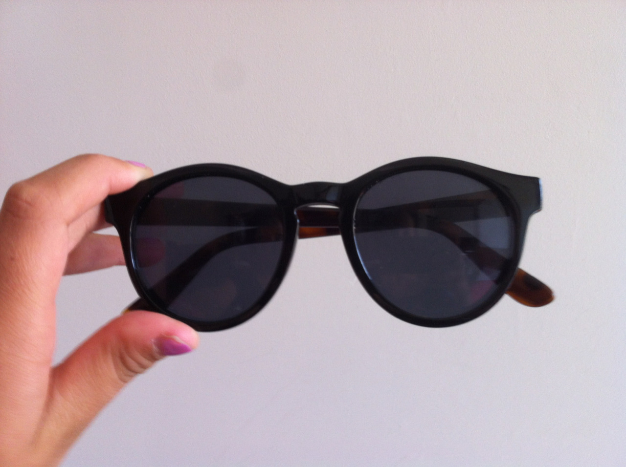 My sunnies aha I am an organic blog!