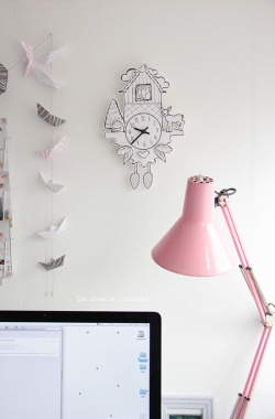 loveid:  workspace via IDA Interior LifeStyle  cutecutecutecutecute
