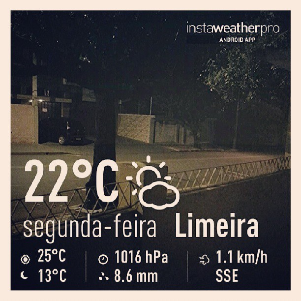 #Limeira #SP #saopaulo #brasil #brazil #instaweather #tempo #weather #instapic #pic #picture #photo #photooftheday #android #androidfan #androidnesia #androidonly #interior #rua #maio #sincity #instacity #city #night #segundafeira (em Raul's Place)