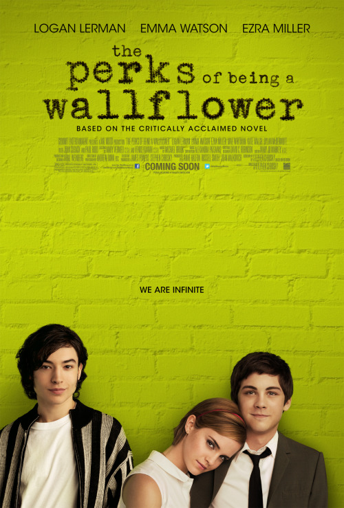 The Perks of Being a Wallflower  (2012) I feel very conflicted about this film. There were good things about it, and then were bad things about it, and I just can't make up my mind how I feel about it overall. There were probably more things I didn't like, to be honest. The characters were far too hipster, for one. Way too much quirkiness going on. The dialogue wasn't very good and filled with cliches. I thought Logan Lerman was severely lacking in charisma and Emma Watson was just bad and not natural at all. Her character was the manic pixie dream girl trope incarnate. I straight-up hated some of the film, really. It wasn't all bad though. Ezra Miller was good, and in a completely different way to his amazing performance in We Need to Talk About Kevin (2011). Near the end, it got quite dark and interesting. It was a little too late though, and it still ended as a film to comfort teenagers in their confusion and misery of adolescence.