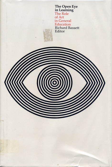 The open eye in learning. ©1969 / Allan… - Designers Go To Heaven from http://bit.ly/10SBEoA