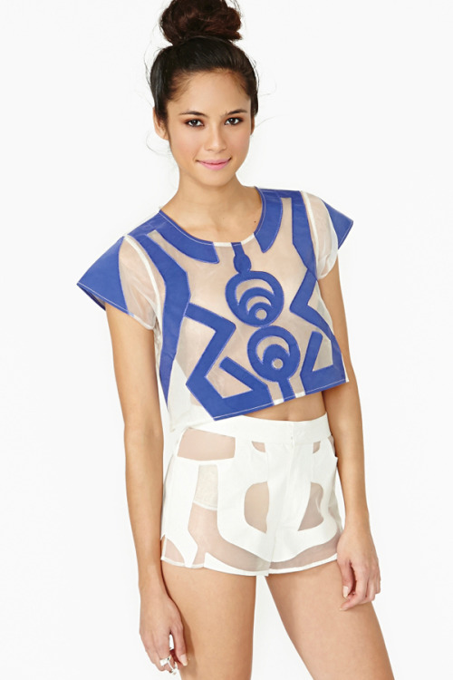 thenastygal:  Our top Spring '13 Collection picks for an intergalactic beach party!