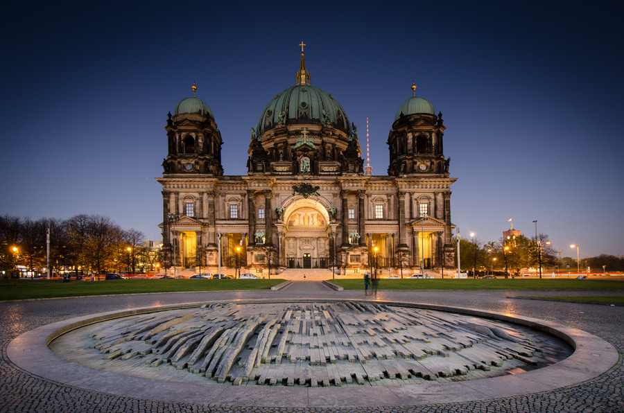 Berliner Dom, Germany (by Swiss Media Studio Travel)