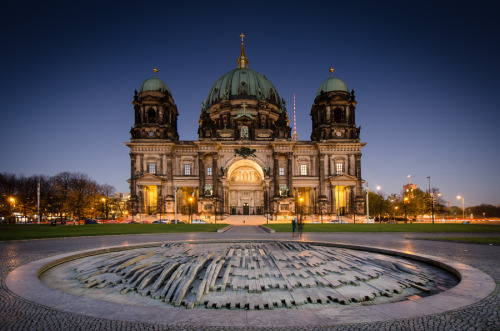 allthingseurope:  Berliner Dom, Germany (by Swiss Media Studio Travel)