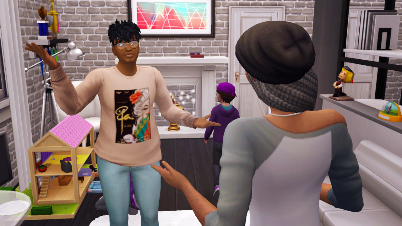 Darrin: Hey! So can we go? Are you ready?Claudia: Of course, I cant wait. #simblr#ts4#sims 4#notsoberry #sims 4 legacy  #breeze nsb legacy  #breeze nsb gen 4  #claudia graychel breeze #darrin jefferson#apollon-sims