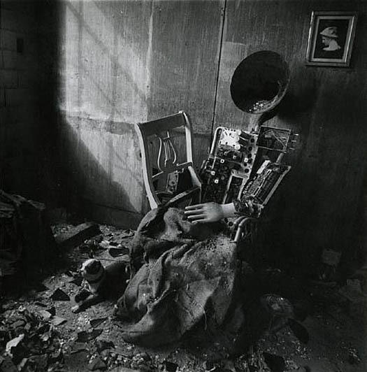 Ancient Singer, New York City, NY, 1980Arthur Tress