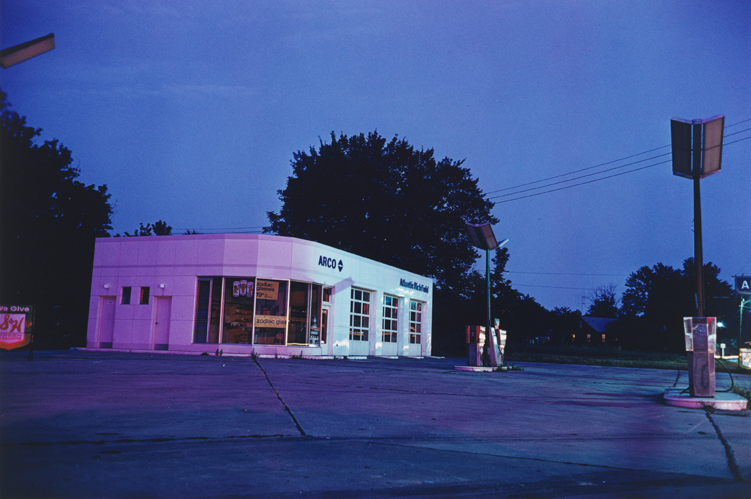Troubled Waters (1980) Fotografía: William Eggleston