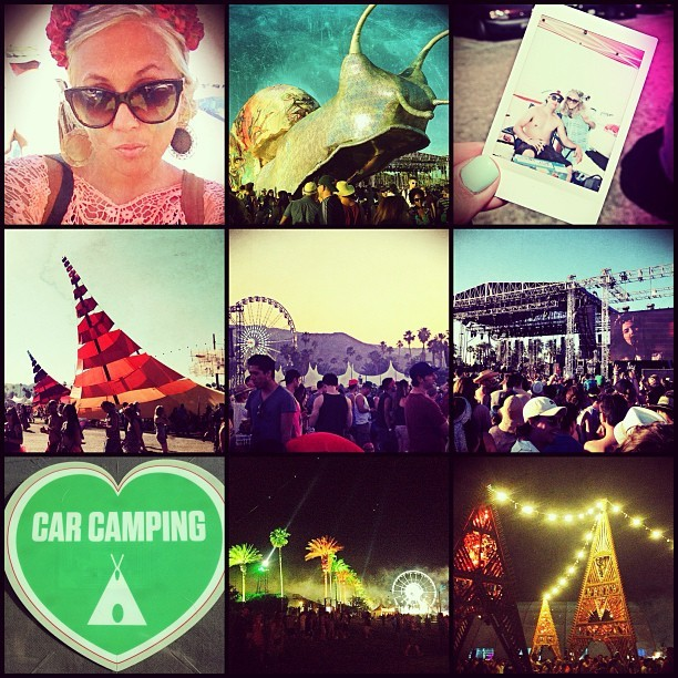 Coachella day one, total success. Day two, lets do this. #coachella2013 #coachella #carcamping #musicislife #iwanttoliveinamusicfestival  (at Coachella Valley Music and Arts Festival)