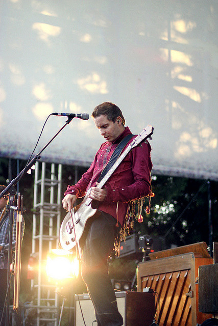 Sigur Ros on Flickr.Via Flickr: At Edgefield Concerts on the Lawn August 9, 2012 in Troutdale, OR