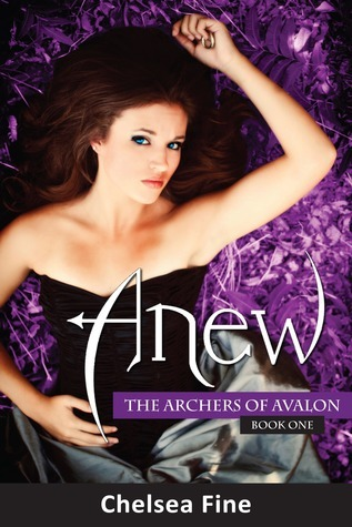 eibbilone:  Book Review: Anew by Chelsea Fine
