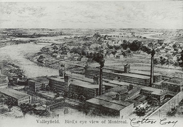 (via Salaberry-de-Valleyfield : at the heart of Canada's Industrial History) family history////