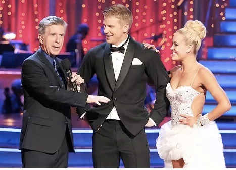 Sean Lowe talks about elimination from last night's episode of Dancing With the Stars. Looking forward to spending time with Catherine! Click the pic for the story.