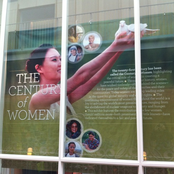 The century of women #smithcollege #internationalwomansday