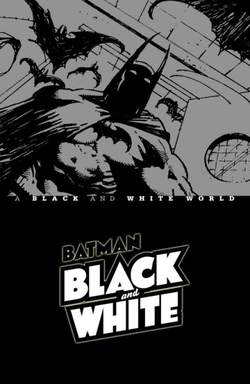 herochan:  Free Comic Friday: Batman Black & White Batman Black & White: A Black and White World Acclaimed author Neil Gaiman and eye-popping artist Simon Bisley deliver a make-believe story spotlighting the struggle between Batman and The Joker - only this time, they're re-cast as actors starring in a film-like, comic book production! Download it free @Comixology  Batman AND Neil Gaiman? Is it Christmas already?