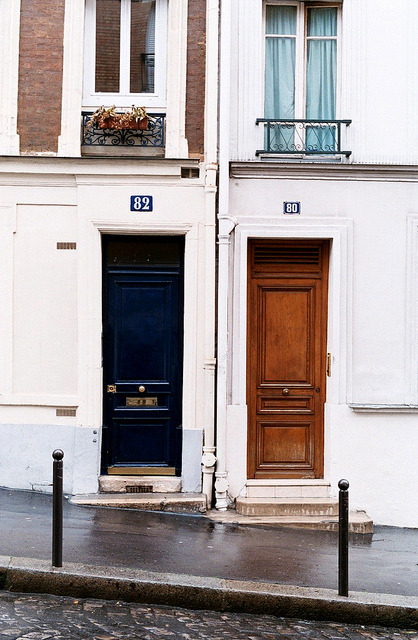 arcanja:  Doors, Paris by Markus Sato on Flickr.